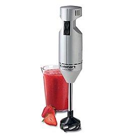 Cuisinart® Brushed Chrome Quick Prep Hand Blender