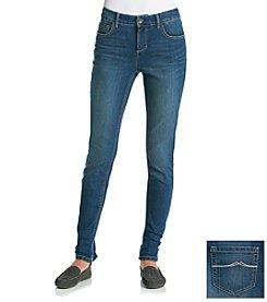 Ruff Hewn Denim Skinny Jeans
