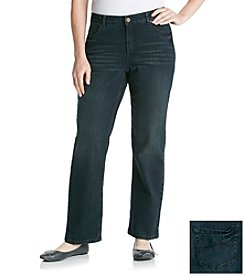 Ruff Hewn Plus Size Classic Straight Jeans