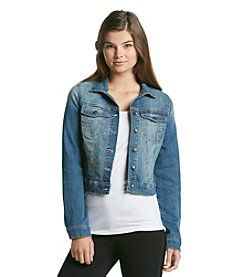Jessica Simpson Jefford Pixie Denim Jacket