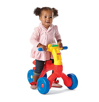 Fisher-Price® Bright Beginnings Ready Steady Ride-On
