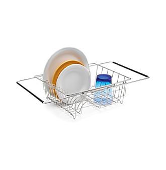 Polder Stainless Steel In-Sink Dish Rack