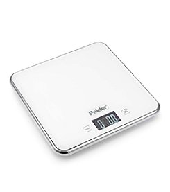 Polder Slimmer 11-lb. Digital Scale