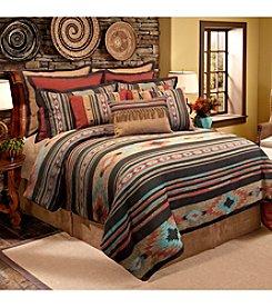 Santa Fe 4-pc. Comforter Set by Veratex®