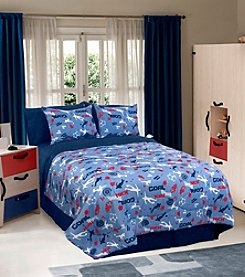 Soccer Locker Kids' Bedding Collection by Veratex®