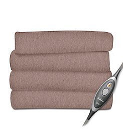 SlumberRest Fleece Heated Throw