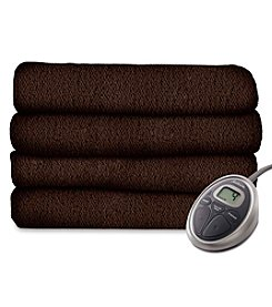SlumberRest Premium LofTec™ Heated Blanket