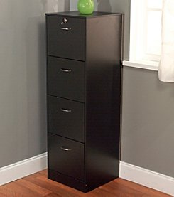 Target Marketing Systems 4-Drawer Filing Cabinet