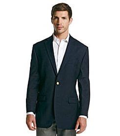 Lauren Ralph Lauren Men's Big & Tall Navy Blazer