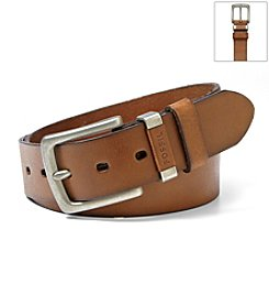 Fossil® Men's Jay Leather Jean Belt