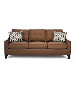 HM Richards Espresso Townhouse Sofa