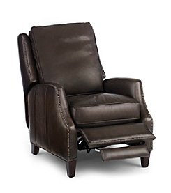 Hooker® Furniture Sarzana Castle Leather Recliner