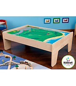 KidKraft Train Table - Natural