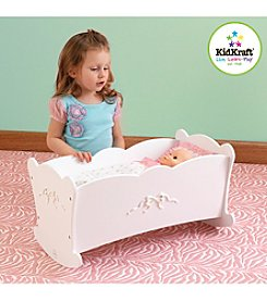KidKraft Tiffany Bow Lil' Doll Cradle