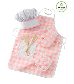 KidKraft Pink Tasty Treats Chef Accessories Set