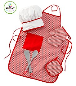 KidKraft Red Tasty Treats Chef Accessories Set
