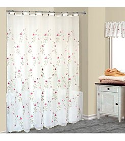 United Curtain Co. Loretta Shower Curtain