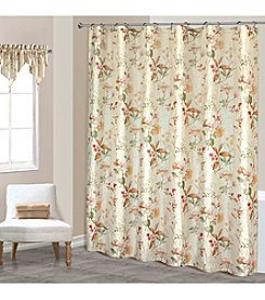 United Curtain Co. Chantalle Natural Shower Curtain