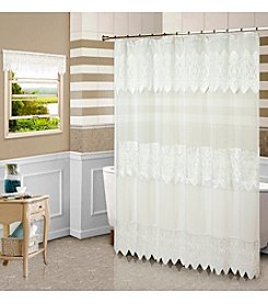 United Curtain Co. Valerie Shower Curtain