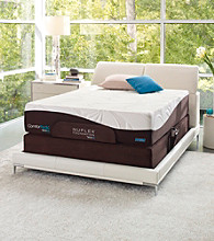 ComforPedic Renewed Energy Luxury Firm Mattress & NuFlex Adjustable Base Set