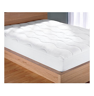 LivingQuarters Select Plus Waterproof Mattress Pad