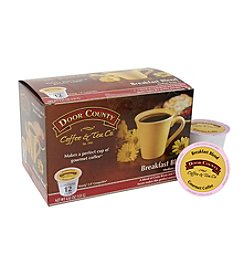 Door County Coffee & Tea Co. Breakfast Blend Coffee 12-pk. Single Serve Cups