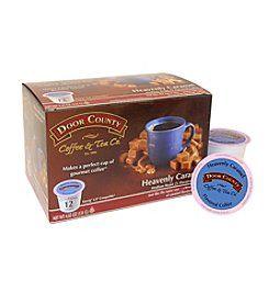 Door County Coffee & Tea Co. Heavenly Caramel 12-pk. Single Serve Cups