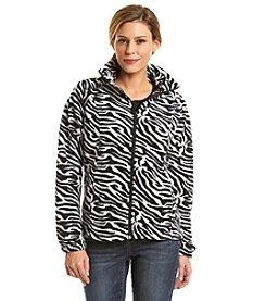 Columbia Benton Springs™ Zebra Print Zipper Front Jacket