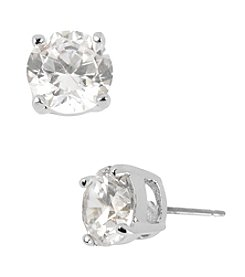 Kenneth Cole® Small Crystal Stud Earrings