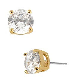 Kenneth Cole® Crystal Stud Earrings