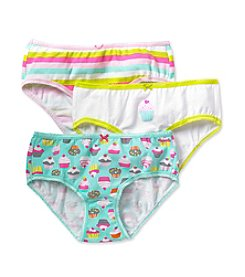 Carter's® Girls' Assorted 3-pk. Cupcake Underwear