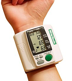 Trademark Games™ Wristech Blood Pressure Monitor