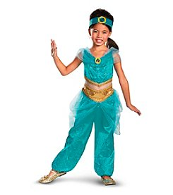 Disney® Jasmine Deluxe Sparkle Toddler/Child Costume