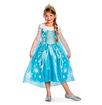 Disney® Frozen Deluxe Elsa Toddler/Child Costume