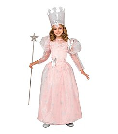 The Wizard of Oz Glinda The Good Witch Deluxe Child Costume