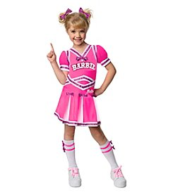 Barbie® Cheerleader Toddler/Child Costume