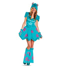 Monsters Inc Monsters University Sassy Sulley Adult Costume