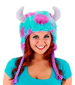 Monsters Inc Monsters University Sulley Deluxe Adult Hoodie
