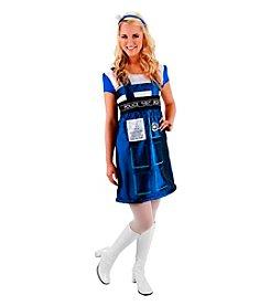 Dr. Who Adult Tardis Dress