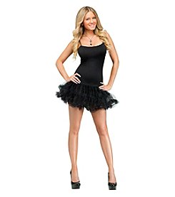 Adult Pettidress Black