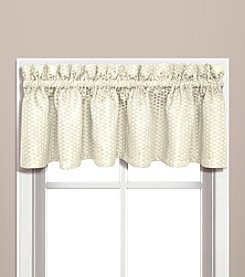 United Curtain Co. Hamden Rod Pocket Valance