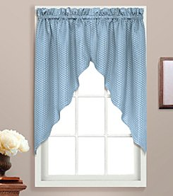 United Curtain Co. Hamden Swag Valance