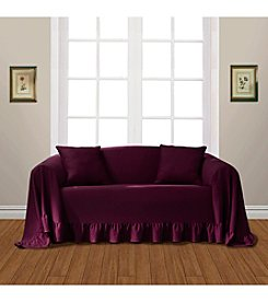 United Curtain Co. Westwood Loveseat and Sofa Covers