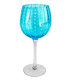 Artland® Cambria Turquoise Set of 4 Goblets