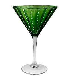 Artland® Cambria Sage Set of 4 Martini Glasses