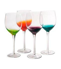 Artland® Fizzy Set of 4 Goblets