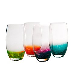 Artland® Fizzy Set of 4 Highball Glasses