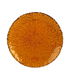 Artland® Dapple Amber Set of 4 Salad Plate