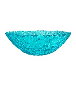 Artland® Dapple Turquoise Set of 4 Cereal Bowl