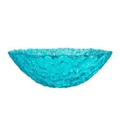 Artland® Dapple Turquoise Set of 4 Cereal Bowl